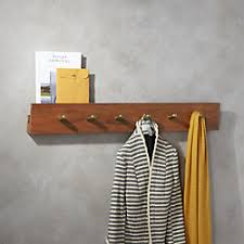 How To Mount A Coat Rack On The Wall Modern Wall Decor and Wall Shelves CB100 77