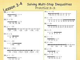 2 3 practice solving multi step equations tessshlo