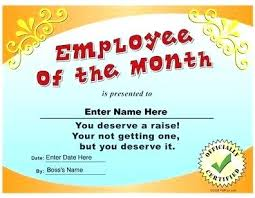 Funny Awards At Work Funny Certificate Ideas For Employees Office Awards Work