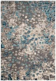 safavieh blue rug rug area rugs by safavieh evoke vintage light blue ivory distressed rug