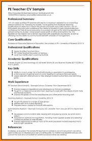 19+ Cv Format For Teacher Job | Waa Mood