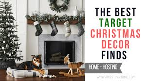 best christmas decor finds from target