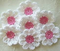 Crochet Flower Pattern New Crochet Flower Pattern Free Easy Step By Step