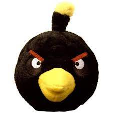 Angry Birds Black Bird 5