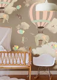 Nursery wallpaper ...