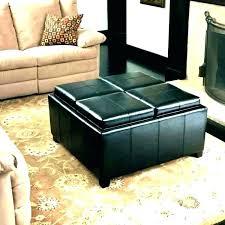 round ottoman tray round ottoman tray storage ottoman with tray storage ottoman furniture coffee table storage