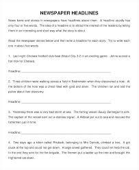 Feature Story Template Newspaper Story Template Handwerkerrente Info