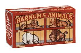 Image result for animal crackers barnums purse