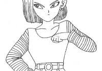 Chibi Dragon Ball Z Coloring Pages Printable Coloring Page For Kids