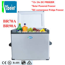 Solar Powered Mini Fridge Mini Freezer With Ac Dc Mini Freezer With Ac Dc Suppliers And