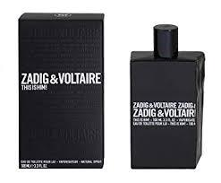 This is Him Zadig & Voltaire for men Eau de toilette ... - Amazon.com