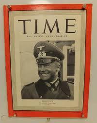 09/25/1939 TIME MAGAZINE Walther von BRAUCHITSCH German General WWII Hitler  Nazi | #1816669289