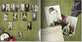 Step By Step Tips For Creating A Family History Genealogy Photo Book