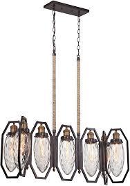 elk 16312 7 owen contemporary oil rubbed bronze antique brass kitchen island light fixture loading zoom