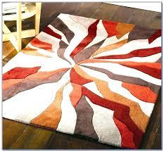 red gray rug red grey rug red grey rug gray and orange area rug burnt grey red gray rug