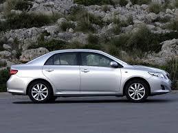 TOYOTA Corolla specs - 2007, 2008, 2009 - autoevolution