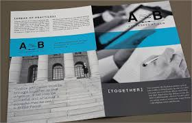 Law Firm Brochure Fascinating 48 Law Firm Brochures Free PSD AI EPS Format Download Free