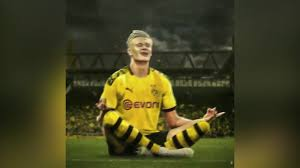 Football posters for real football fans. Erling Haaland Borussia Dortmund 1280x720 Wallpaper Teahub Io