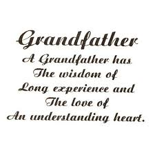 Grandfather Quotes Best Grandfather Quotes And Sayings Ivebecomemyparents