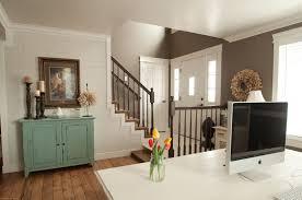 Office Living Room Living Room Turned Office Start At Home Decor