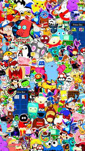 Cartoon iPhone 6 Wallpapers - Top Free ...
