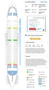 A319 Seating Chart Spirit Air Seating Chart Www Bedowntowndaytona Com