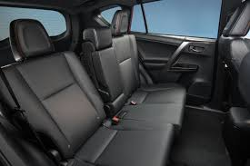2016 toyota rav4 se review interior 15