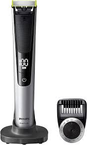 <b>Philips OneBlade</b> Pro Hybrid Trimmer & Shaver with 14-Length ...