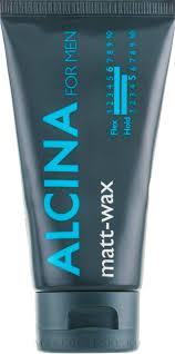 <b>Матирующий воск для</b> волос - Alcina For Men Matt-Wax:купить с ...