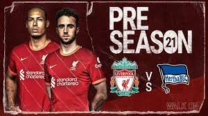 Liverpool vs Hertha BSC | Build up to the Reds' pre-season friendly in  Innsbruck - YouTube