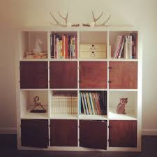 modern reading room with gorgeous ikea bookshelf accessories ideas rh enddir com shelf with doors ikea bookshelf with glass doors ikea