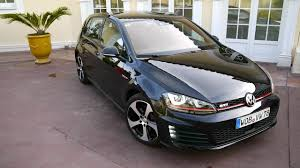VW Golf GTI, first drive - YouTube