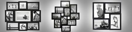diffe style collage true frames for type black frame slide white tradition multi set family wall montage large long wooden three silver multiple trues