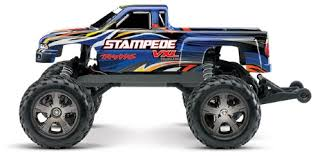 Traxxas Stampede Vxl Brushless Rtr 2 4ghz W Tsm And Nimh Id Battery 36076 3