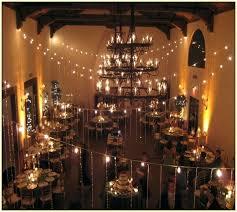 diy lighting for wedding. String Lights Wedding Indoor Diy Lighting For G