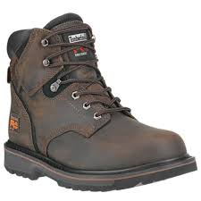 timberland pro 33046 pit boss 6 inch full grain soft toe leather boot t33046