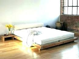 Bedroom Design Mattress On Floor Bed Small Ideas With 8 For Portable ...