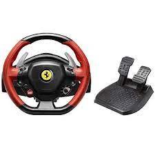 Thrustmaster Ferrari 458 Spider Racing Wheel For Xbox One Https Www Amazon Com Dp B00ivhq0ki Ref Cm Sw R Pi Dp U X Racing Wheel Ferrari Spider Ferrari 458
