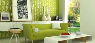 ... Living Room Lime Green Interior Theme Nuance With Home Decor Divine  White Floral Accents Of Wallpaper ...