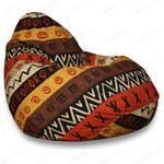 Купить <b>Кресло мешок POOFF</b> Груша XL Африка недорого в ...