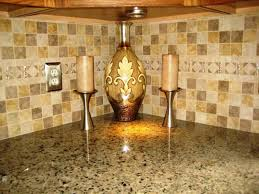 crema pearl granite with cherry cabinets