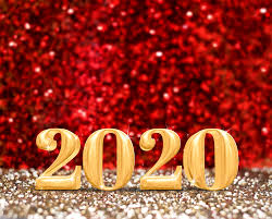 Happy New Year Background Image 2020 Newyear2020