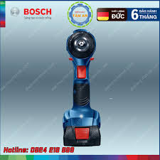 Máy khoan vặn Vít dùng PIN Bosch GSR 180 LI tặng kèm bộ mũi khoan, đầu – Điện  Máy Tâm An