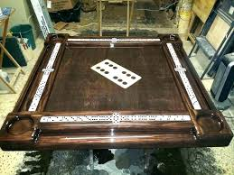 Domino Game Table Click To View Full Size Photo Tabletop ...