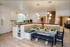 L Shaped Island Kitchen