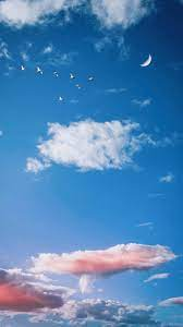 Aesthetic Clouds Wallpaper Tumblr ...
