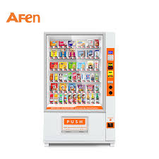 Vending Machine In C Language Best AFEN Fruit And Salad Vending MachineHUNAN AFEN VENDING MACHINE COLTD