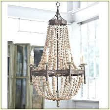 wooden bead chandelier wooden bead chandelier diy wooden bead chandelier scalloped wood bead chandelier wooden bead