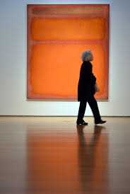 a sunset coloured painting by mark rothko has become the worlds most expensive contemporary art work fetching million in a stunningly lucrative auction at