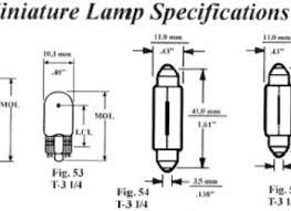 Automotive Miniature Bulb Chart Ge Light Bulb Cross Reference Decoratingspecialcom